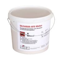 Теплоизоляция Клей готовый SILCADUR 6,5кг.,Silka