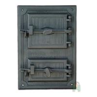 Дверь чугунная герметичная Halmat