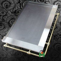 Чугунная плита P 760x455 Halmat L4