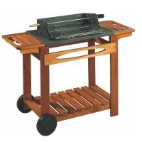 Барбекю на дровах INVICTA Madisson Gril 557