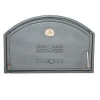Чугунная  дверь Halmat DCHD1T