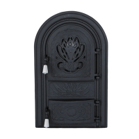 Каминная дверь NUFAR G