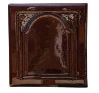 Кафельная плитка Византия  коричневый