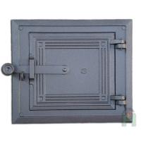 Дверь чугунная Halmat DPK5