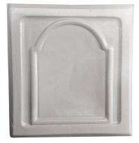 Кафельная плитка Византия  белый