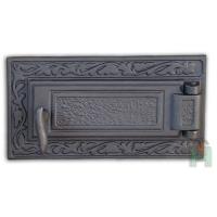 Дверь чугунная Halmat DPK6