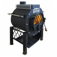 Калориферная печь TK-BRUNO-RO00-001