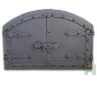 Чугунная  дверь Halmat   WĘGIERSKI