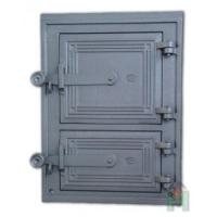 Дверь чугунная Halmat DPK2