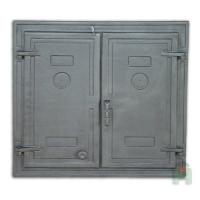 Чугунная  дверь Halmat DW3