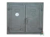 Чугунная  дверь Halmat DW3T