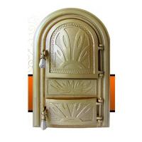 Каминная дверь  SIRIUS P Golden