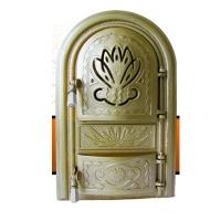 Каминная дверь NUFAR P Golden