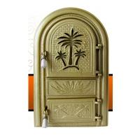 Каминная дверь PALMIER P Golden