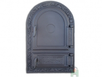 Чугунная  дверь Halmat DW10