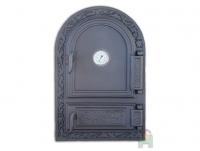 Чугунная  дверь Halmat DW10T