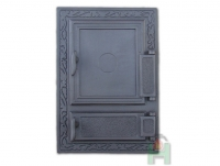 Чугунная  дверь Halmat DW12