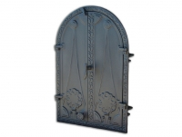 Чугунная  дверь Halmat DW13