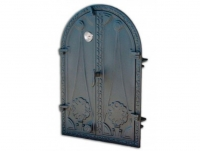 Чугунная  дверь Halmat DW13T