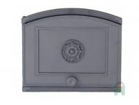 Чугунная  дверь Halmat DP3