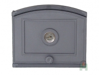 Чугунная  дверь Halmat DP3T