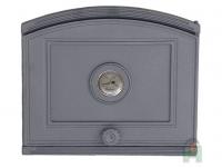 Чугунная  дверь Halmat DP4T
