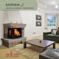 Камин Jabo-Marmi Ravenna L