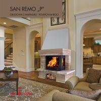 Камин Jabo-Marmi San Remo P