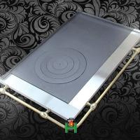 Чугунная плита P 760x455 Halmat L5