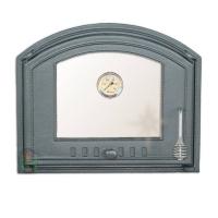 Чугунная  дверь Halmat DCHS4T