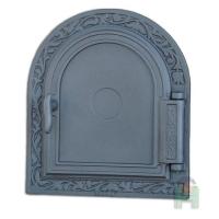 Дверь чугунная Halmat DPK10
