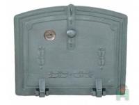 Чугунная  дверь Halmat Drzwiczki piekarnikowe z termometrem