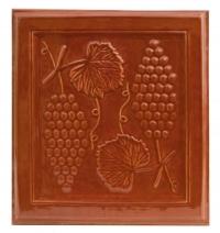 Кафельная плитка Romanceram Виноград коричневый