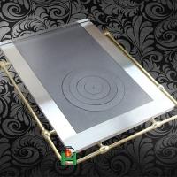 Чугунная плита U Halmat 760x455 L5