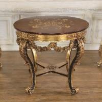 Круглый столик   ROYAL MIRROR C115