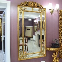 Зеркало ROYAL MIRROR PU143