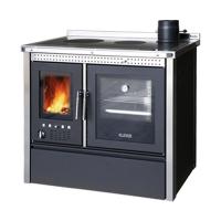 Термокухня на дровах Klover VESTA INOX