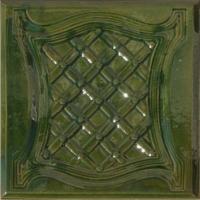 Плитка лицевая  T зеленый