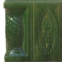 Угол лицевой Trandafir зеленый
