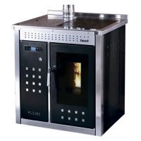 Термокухня на пеллетах Klover Smart 80 INOX
