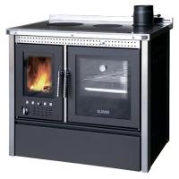Кухня на дровах Klover Vesta VS94X
