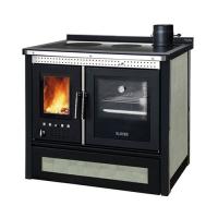 Термокухня на дровах Klover VESTA MAIOLICA
