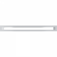 Решетка Kratki Тунэль белый 6x60