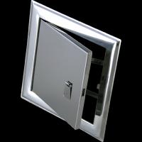 Дверца для ревизии стальная Kratki 15x15